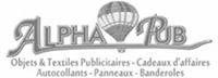 Logo entreprise ALPHA PUB