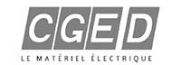 Logo entreprise CGED