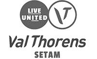Logo entreprise VAL THORENS SETAM